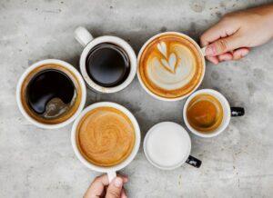 cà phê và miễn dịch học
